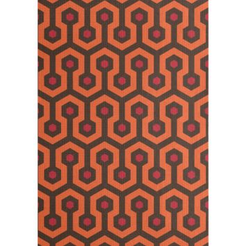 Overlook Hotel Carpet Yoga Mat