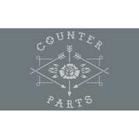 Counterparts - Poster Flag
