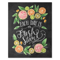 Fresh Start - Print & Canvas
