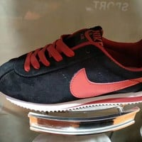 """Nike Cortez"" Unisex Sport Casual Multicolor Running Shoes Couple Sneakers"