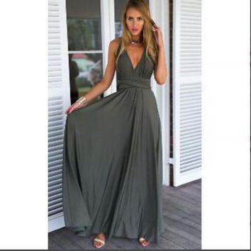 PEAPON Maxi Dresses- 15 colors to choose Day First