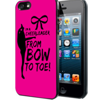 Cheers Cheerleader Bow To Toe Samsung Galaxy S3 S4 S5 Note 3 , iPhone 4 5 5c 6 Plus , iPod 4 5 case