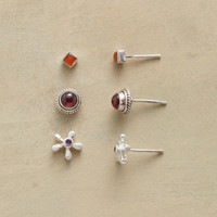 Morning Noon & Night Earring Trio