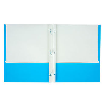 Bulk Jot 3-Pronged 2-Pocket Paper Portfolios, 4-ct. Packs at DollarTree.com