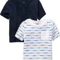 Old Navy Pocket Tee 2 Packs For Baby