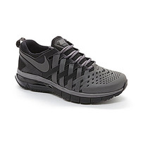 Nike Men's Fingertrap Max Athletic Training Shoes - Black/White/White