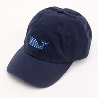 Whale Patch Baseball Hat