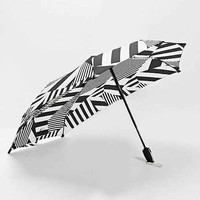 SENZ Automatic Dazz Buzz Umbrella- Black One