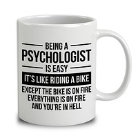Being A Psychologist