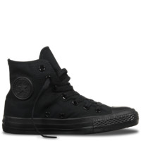 Chuck Taylor All Star Classic Colour Hi Black | Free Shipping * | Buy authentic sneakers direct from Converse