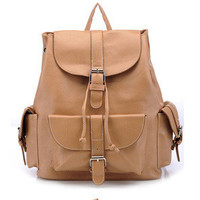 NEW ATTRACTIVE Korean Fashion COLOURS Stylish Hobo BACKPACK Satchel Bag Handbag