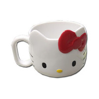 Hello Kitty Die-Cut Mug Cup
