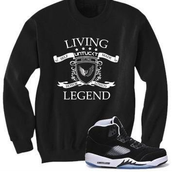 Untuckt ¡§C Living Legend Matches Air Jordan Oreo Shoes