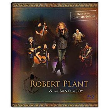 Robert Plant & The Band Of Joy & Jojo Pennebaker - Robert Plant & The Band of Joy: Live from the Artists Den