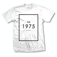 The 1975 Logo T-Shirt at Universal Music