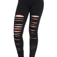 SLICED HIGH RISE LEGGING