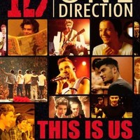 One Direction (2013) 27 x 40 Movie Poster Liam Payne, Harry Styles, Zayn Malik, A