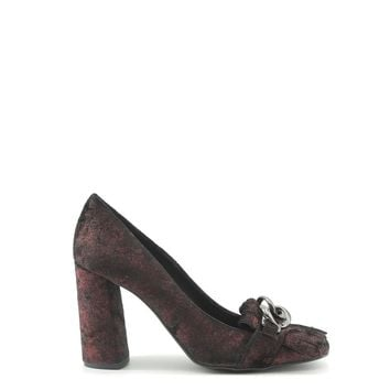 Made in Italia ENRICA Black/Red Pump
