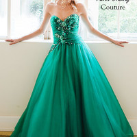 KC14206 Prom Ballgown by Kari Chang Couture