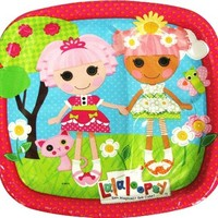 Super cute Lalaloopsy party supplies and ideas!