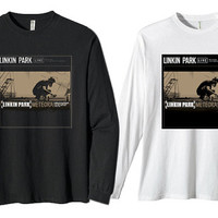 Linkin Park for long sleeves heppy fit & sizing standart us