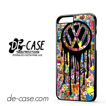 VW Volkswagen Bomb Sticker For Iphone 6 Iphone 6S Iphone 6 Plus Iphone 6S Plus Case Phone Case Gift Present