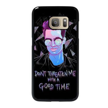 PANIC AT THE DISCO BRENDON URIE Samsung Galaxy S7 Case