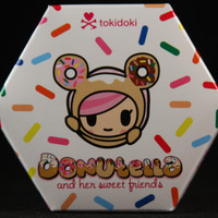 Tokidoki, Donutella and her Sweet Friends Mini Figures - BlindBoxes