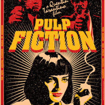 Best Tarantino Posters Products On Wanelo
