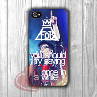 Lyrics Fall Out Boy - DiL4 for iPhone 4/4S/5/5S/5C/6/ 6+,samsung S3/S4/S5,samsung note 3/4