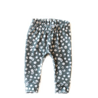 Jersey Baby Leggings in Emelie Dots