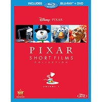 Pixar Short Films Collection Volume 1 - 2-Disc Combo Pack