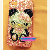 iPhone 5 Case, Crystal iPhone 4 bling case, 3D iPhone 4 case, 3D iPhone 4 case, Cute iPhone 5 bling case, cute iphone 4 case bear