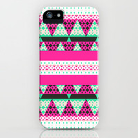 Mix #375 iPhone & iPod Case by Ornaart