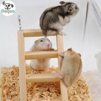 Small Animal Hanging Ladder-- Great for Mice, Gerbils, Hamsters