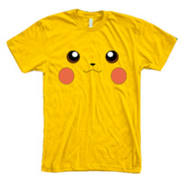 Pikachu Face from Fabshion