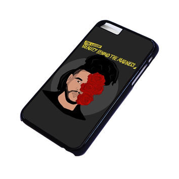 THE WEEKND BBTM Beauty Behind The Madness iPhone 6 / 6S Plus Case Cover