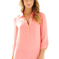 Lilly Pulitzer Everglades Popover Tunic