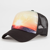 Volcom Always On Womens Trucker Hat Multi One Size For Women 26930695701