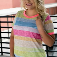 Lots Of Color Tee
