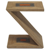 Bahia Z Occasional Table, Tan, Standard Side Tables
