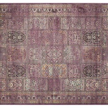 Hunter Rug, Purple/Fuchsia, Area Rugs