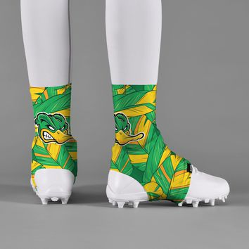 Mad Duck Feathers Spats / Cleat Covers