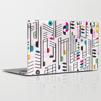 MY SONG Laptop & iPad Skin by Rachel Lee