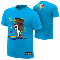 "The New Day ""Feel The Power"" Youth Authentic T-Shirt"