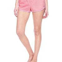 Soft Hush Sleepy Heart Jacquard Shorts by Juicy Couture,