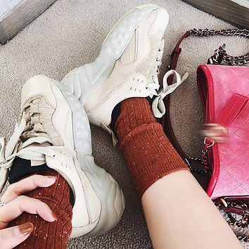 Acne Studios Manhattan Women Fashion Sneakers Sport Shoes