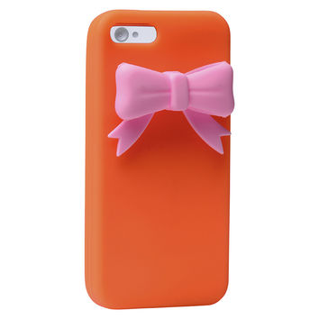 Pink Bow iPhone 5 Cover