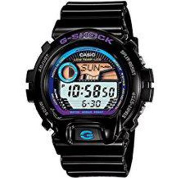 Casio Men's GLX-6900-1DR G-Shock Black Resin Digital Dial Watch
