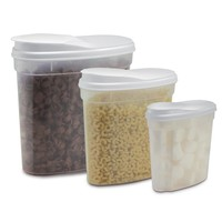 Pourable Storage Containers